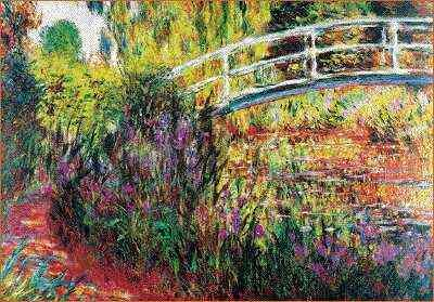 Click here for more of Claude Monet's other famous Impressionist paintings!
